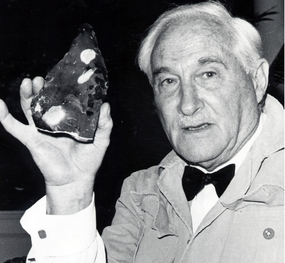 Fire Opal Story Louis Leakey